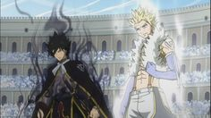 Rogue and Sting - Fairy Tail