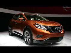 2015 Nissan Murano - 2014 New York Auto Show