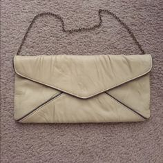 Authentic BcBg clutch.  Almost new. Used it once Authentic BcBg clutch.  Almost new. Used it once BCBGMaxAzria Bags Clutches & Wristlets