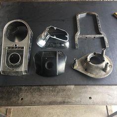 Misc Harley parts. $22.00ea shipped. DM or 928-899-9780 #kickerparts #thechopmeet #harleyparts #chopperparts #choppershit #panhead #knucklhead #shovelhead #ironhead