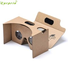 Superior Quality 3D VR Box Virtual Reality Glasses Cardboard Game Movie for Smart Phone Feb21 #Affiliate