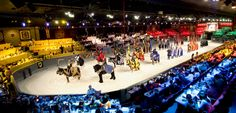 Medieval Times Dinner & Tournament ~ family dinner theatre
