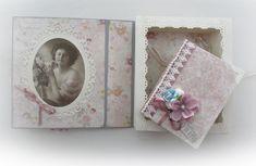 Book Box 2/3 -Tutorial - minimini album #ColorofTheYearArt