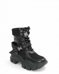 5908840190012 Biker, Booty, Shoes, Black, Fashion, Moda, Swag, Zapatos, Shoes Outlet