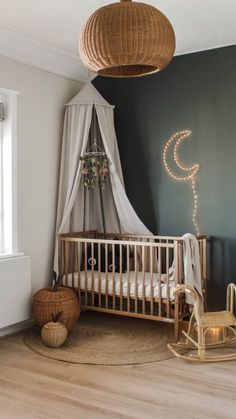 Baby Nursery Decor, Baby Decor, Nursery Room, Project Nursery, Baby Boy Rooms, Baby Bedroom, Kids Bedroom, Baby Cribs, Baby Room Neutral