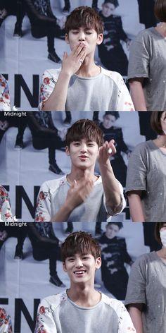 cute cute cute☺ | Mingyu Seventeen