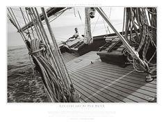 Eric Tabarly. French worldwide sailor. Sports. Sailing. Social. Les cent ans de Pen Duick. Photo Plisson Ph.