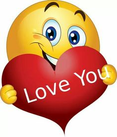 Love You -Funny Pictures to Send or Share via Whatsapp Facebook Emoticons, Animated Emoticons, Funny Emoticons, Emoji Images, Emoji Pictures, Funny Pictures, Kiss Images, Hd Images, Smiley Emoticon
