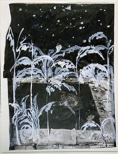 Midsummer Night  Anselm Kiefer  (German, born Donaueschingen, 1945)