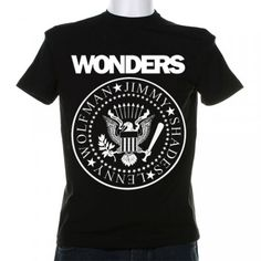 That Thing You Do! x Ramones mash-up Tee — Hide Your Arms