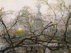 Liu Maoshan10 Paintings by Liu Maoshan