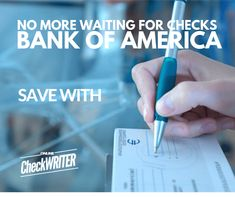 Print Bank of America checks online on high-quality blank check paper - save - with a blank check printing software. Multiple Bank Accounts on Demand Bank Of American, Check Mail, Blank Check, Free Checking, Writing Software, Accounts Payable, Check Printing, 3d Printing, Business Checks