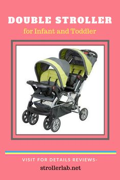 Best Double Stroller for Infant and Toddler - Reviews & Guide by Expert! #DoubleStrollerforInfantandToddler #DoubleStroller #BestDoubleStroller