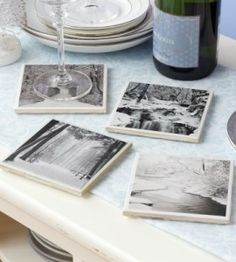 Ceramic Tile DIY Coasters | Crafts for the Home | Upcycling Crafts — Country Woman Magazine