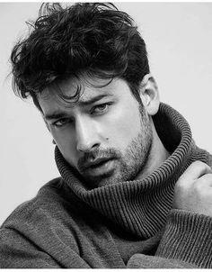 Image may contain: 1 person, closeup Turkish Men, Turkish Beauty, Turkish Actors, Hot Actors, Actors & Actresses, Alina Boz, Cute Tigers, Vogue Men, Poses For Men