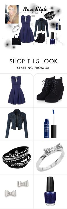 """""""By Kate, for My Best Friend <3"""" by ujvari-katinka on Polyvore featuring TFNC, LE3NO, Kate Spade, Marc by Marc Jacobs, OPI, Henri Bendel, women's clothing, women, female and woman"""