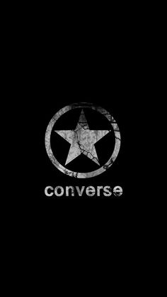 Converse All Star Wallpapers Wallpaper Converse Wallpaper Wallpapers) Converse Logo, Converse All Star, Converse Shoes, Converse Wallpaper, Nike Motivation, Nike Heels, Dope Wallpapers, Only Shoes, Mens Fashion Shoes