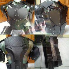Tactical Suit, Tactical Armor, Sith Costume, Costume Armour, Ninja Armor, Sci Fi Armor, Destiny Cosplay, Armadura Cosplay, Batman Suit
