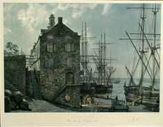 John Stobart Marine Artist | Click on image to see Large Picture