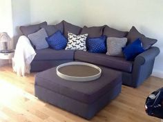 Bespoke sofa from Gabrielle House Design Bespoke Sofas, House Design, Couch, Furniture, Collection, Home Decor, Homemade Home Decor, Sofa, Sofas
