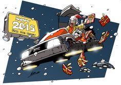 Happy 2015! by NachoMon on DeviantArt