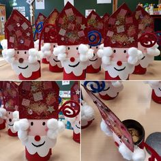 Winter Christmas, Winter Holidays, Christmas Crafts, Christmas Ornaments, Art Lessons, Snoopy, Advent, Saints, Education