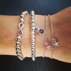 Bracelets - Made by Ellen L