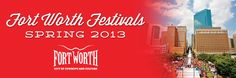 Fort Worth Upcoming Festivals