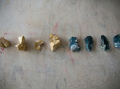 Stones: Geological Experiences by Patricia Domingues