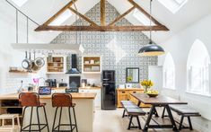 Meet the amateur property developers who have defied high house prices and   created Britain's most imaginative self-build projects of 2015