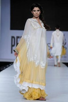 Asifa and Nabeel at PFDC Sunsilk Fashion Week in Lahore