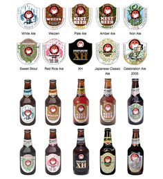 Hitachino Nest Beer - What a cute packaging! Now available in Thailand!