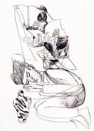 ##Jaakko Pallasvuo  2D drawings  Like me!  Repin me!