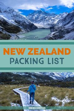 If you are a nature lover, New Zealand is THE country to visit. With its magnificent mountains, pristine beaches, wild forests, glaciers – it has it all! New Zealand is a country where you can surf in the morning and ski in the evening! You might ask yourself – What do I pack for such a country where all 4 seasons can easily occur in the period of 1 day? Travel, South Island, Road Trip, Animals, Honeymoon, Living, Food, Things To Do In, Wellington, North, Winter, Packing List, Christchurch