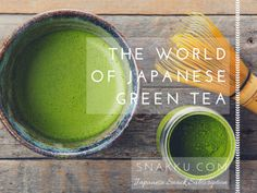 There are over 3000 different types of teas! In this post, we take a look at the different types of Japanese green tea. My Tea, Green Tea Benefits, Coffee Health Benefits, Different Types Of Tea, Tea Types, Pure Green Tea, Green Teas, Matcha Dessert, Health