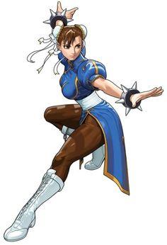 Chun-Li (<i>Street Fighter II</i>)