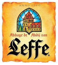 Leffe. Lovely, lovely Belgian beer.