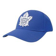 Toronto Maple Leafs Reebok Men's Basic Structured Adjustable Hat - shop.realsports