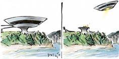 Foi-se embora o Niemeyer