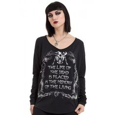 Illustrated Death Top RRP £28