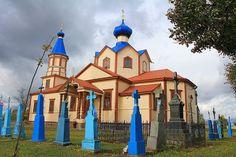 Saint James the Apostle Orthodox Church, Losinka - Podlasie, Poland