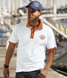 Lot De 2 Polos Piqués #travel #voyage #atlasformen #formen #discount #shopping #ootd #outfit #formen #hommes #man #homme #men