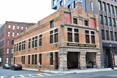 19 local gems in Fort Point, Boston: Boston Fire Museum Boston Area, In Boston, Greater Boston, Boston Vacation, Cruise Vacation, Boston Things To Do, Free Things To Do, Fort Point, Boston Museums