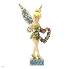 Disney tinkerbell Figurines | Disney Traditions - Love and Best Wishes - Tinkerbell Figurine ...