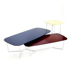 Table Bondo, coloris et formats variés, Inno