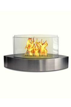 Shop for Lexington Table Top Bio Ethanol Ventless Fireplace. Get free delivery On EVERYTHING* Overstock - Your Online Home Decor Outlet Store! Ethanol Fireplace, Bioethanol Fireplace, Outdoor Table Tops, Tabletop Fireplaces, Painted Table Tops, Fireplace Stores, Ethanol Fuel, Contemporary Fireplace, Table Top