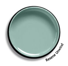 Resene Unwind is a lichen green, a gentle relaxed blending of pale grey nostalgia and green atmosphere. Try Resene Unwind with yellowed neutrals, stark blues or sharp yellow whites, such as Resene Miso, Resene Coast or Resene Rice Cake. From the Resene The Range fashion colours 18. Latest trends available from www.resene.com/range18. Try a Resene testpot or view a physical sample at your Resene ColorShop or Reseller before making your final colour choice.