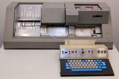 IBM 129 Card Data Recorder.