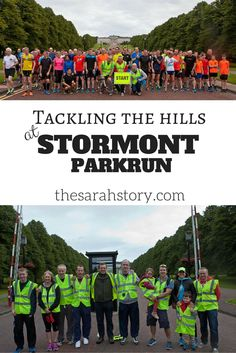 Tackling The Hills at Stormont Parkrun - Belfast's newest parkrun
