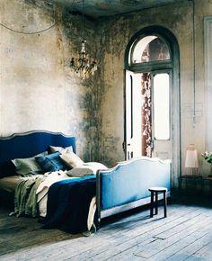 Indigo Blue Villa Bedroom